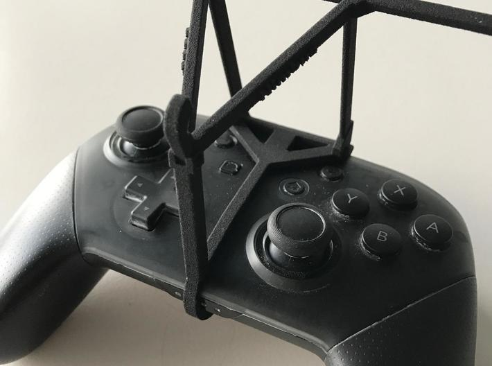 Nintendo Switch Pro controller & Xiaomi Mi 9 Explo 3d printed Nintendo Switch Pro controller - Over the top - Barebones