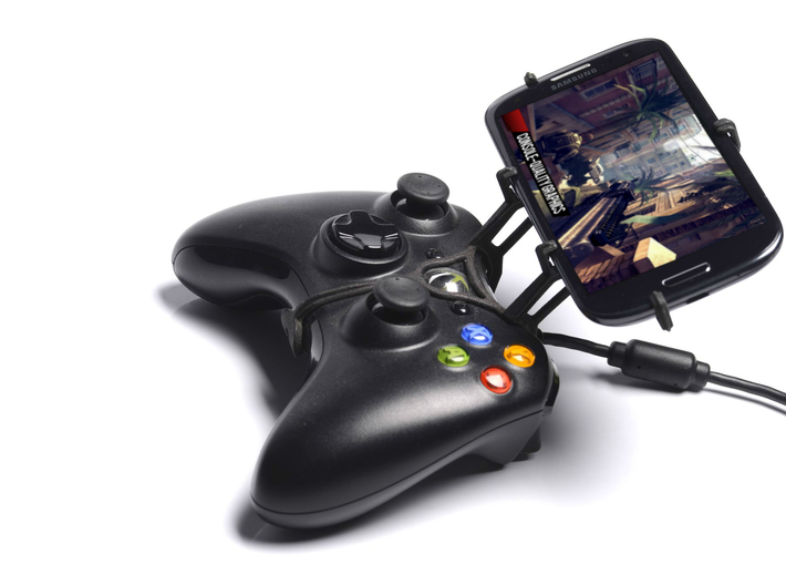 Xbox 360 controller & Sony Xperia 10 Plus 3d printed