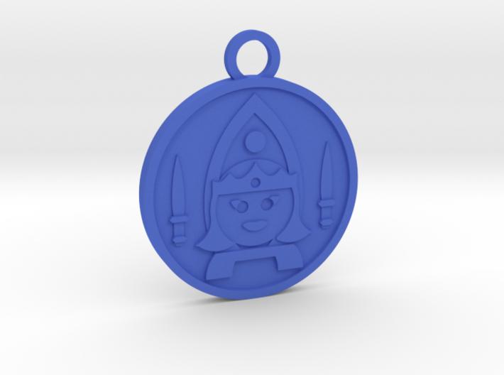 Queen of Swords 3d printed
