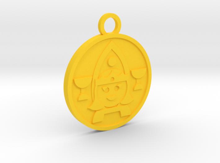 Queen of Cups 3d printed