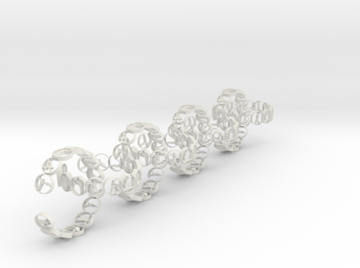 18.11 mm ring 14 poses non groupable (8).stl (5) 3d printed