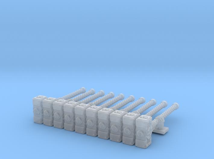 10x Void Drake : Gerite Energy Hammer (Right) 3d printed