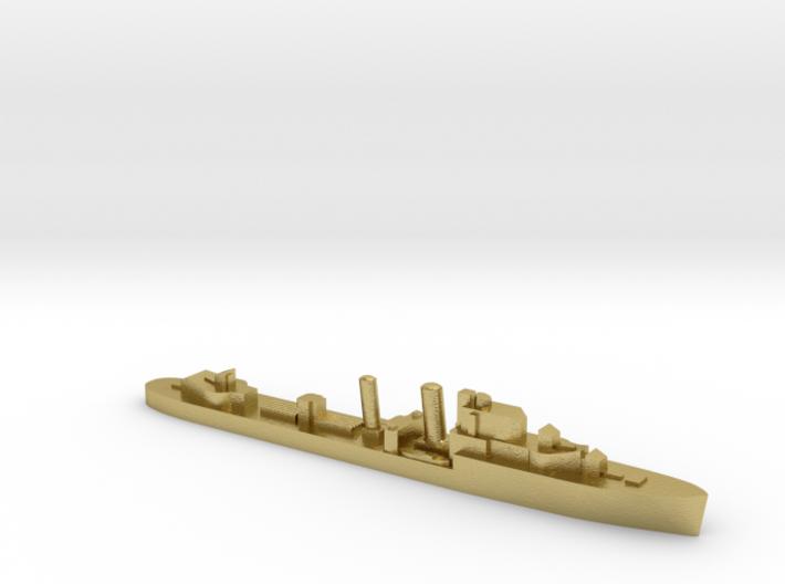 HMS Intrepid destroyer 1:1800 WW2 3d printed
