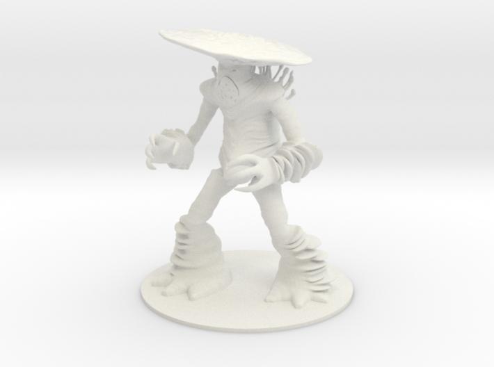 Myconid Behemoth 3d printed