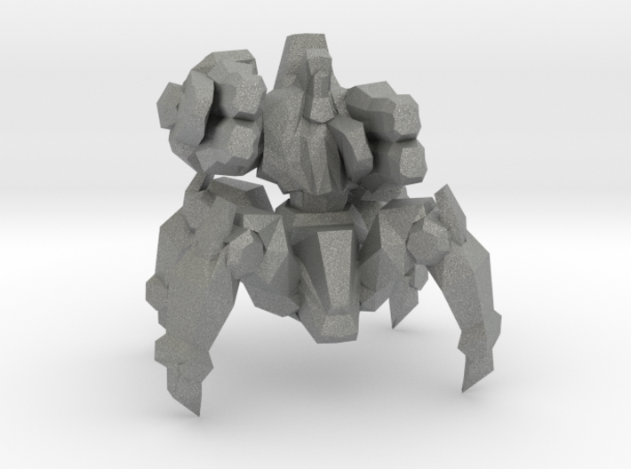 Starcraft 1/60 Protoss Immortal for wargames 3d printed
