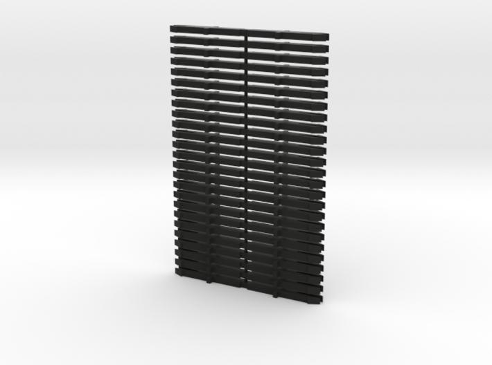 25x_NEM Kupplungsstange 3d printed