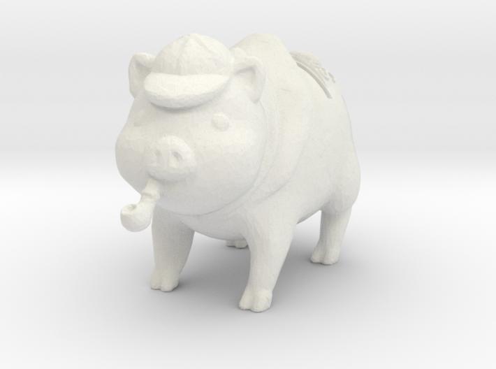 Sherlock Ham 3d printed