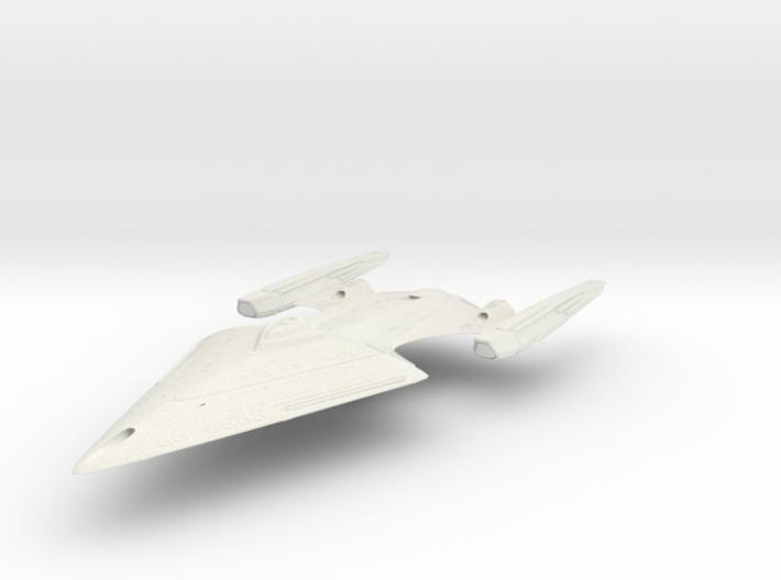 Federation Avenger Class I HvyCruiser 3d printed