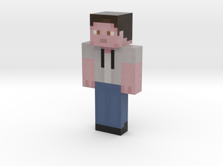 B0tul | Minecraft toy 3d printed