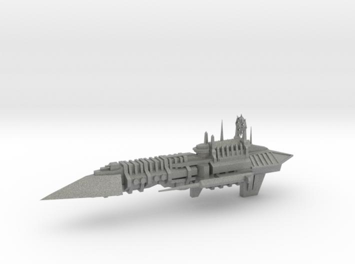 Chaos Renegade Escort Ship - 1 3d printed