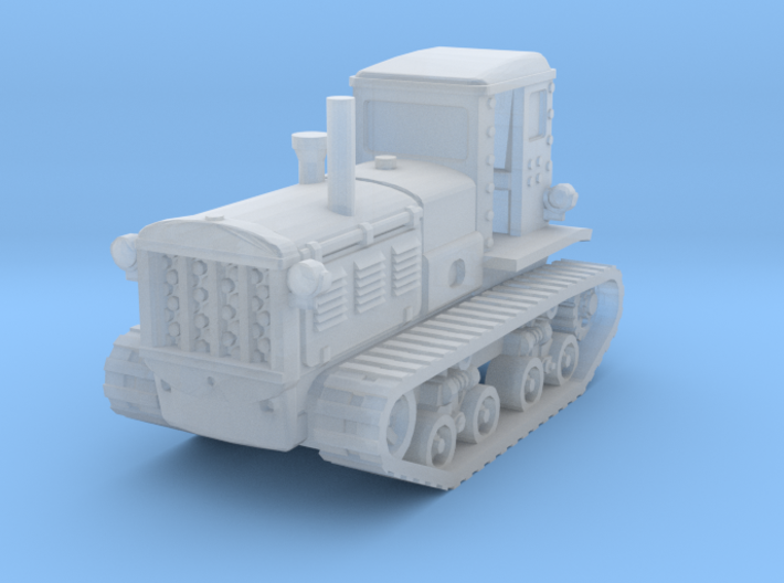 STZ 3 Tractor 1/144 3d printed