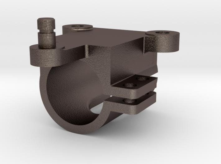 Blowdown Valve Bracket 3d printed