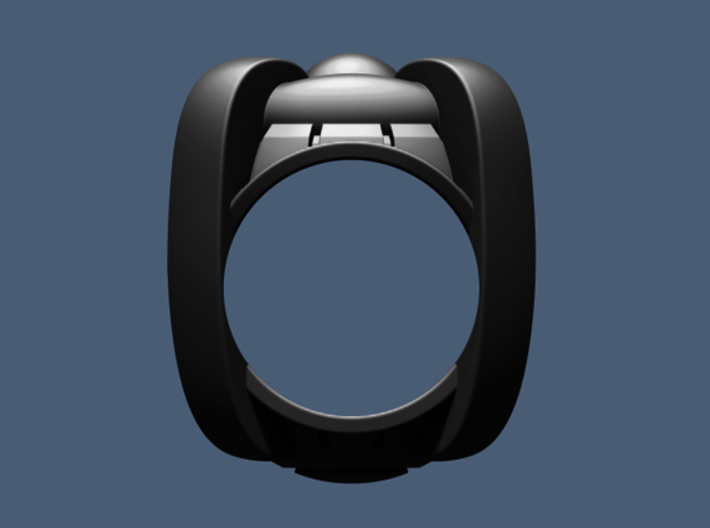 Ring of Truth - Size 12 (21.39 mm) 3d printed