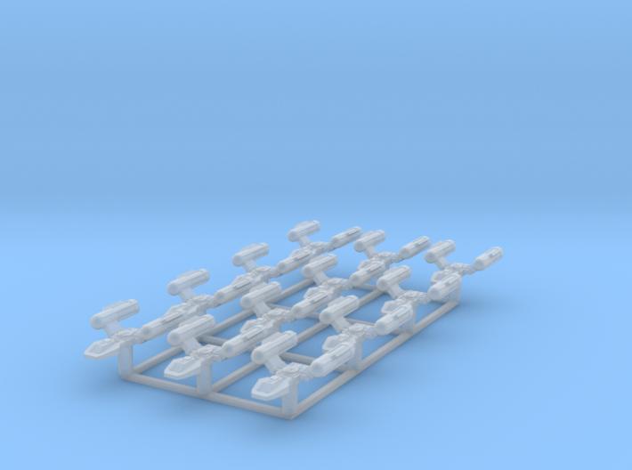 Y-Wing Longprobe 3d printed