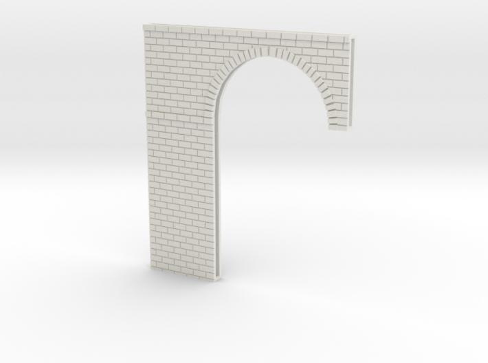 N Atlas Viaduct Arch Walls 3d printed