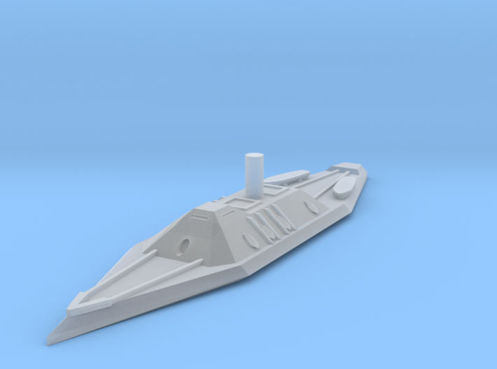 1/1000 CSS Tennessee 3d printed