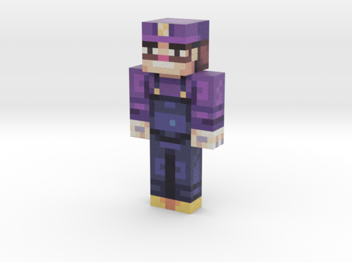 Copter07 | Minecraft toy 3d printed