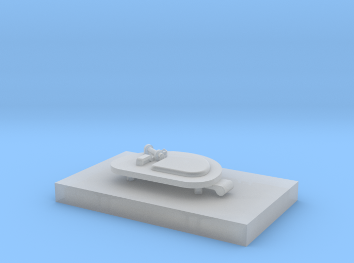 M48 Patton Loaders Hatch For Dragon Models 3d printed