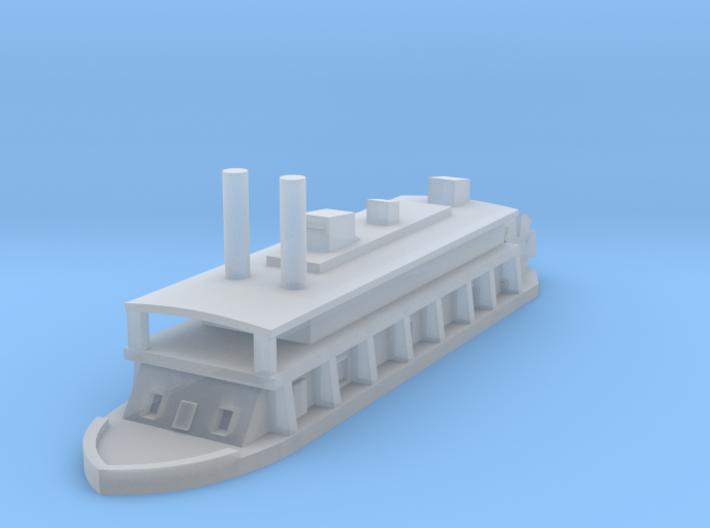 1/1200 USS Forrest Rose 3d printed