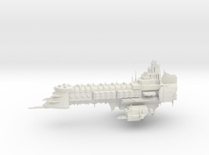 Capital Ship - Concept 1 3d printed