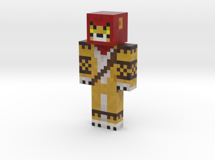 _Ertuit_ | Minecraft toy 3d printed