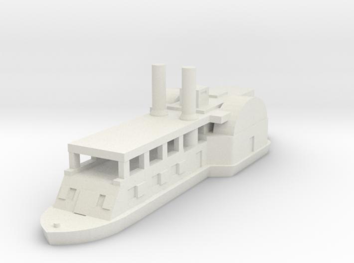 1/600 USS Ft. Hindman 3d printed