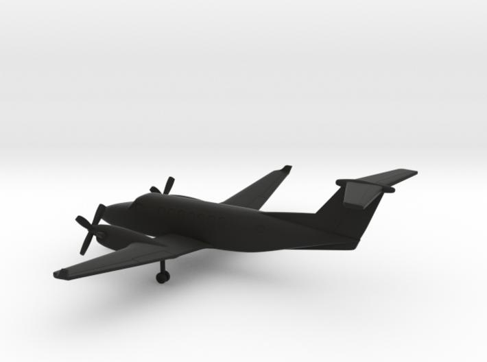 Beechcraft Super King Air 350 3d printed