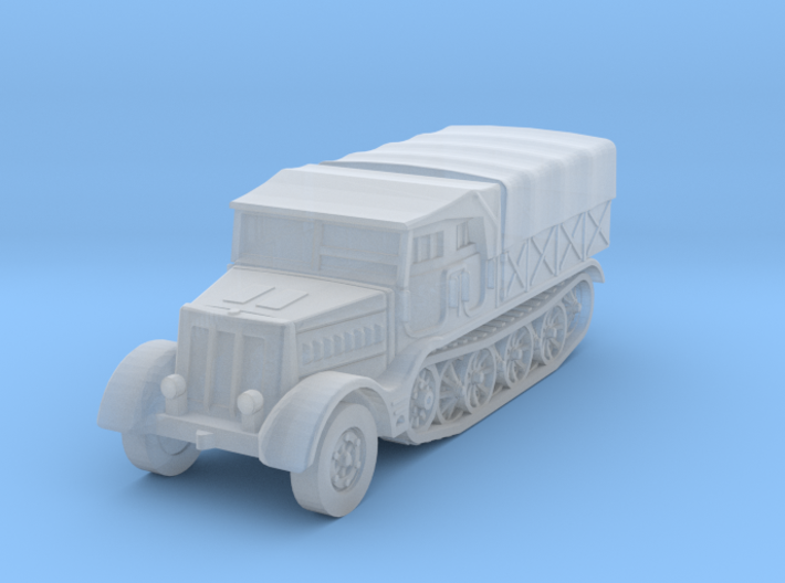 Sdkfz 9 FAMO (covered) 1/160 3d printed