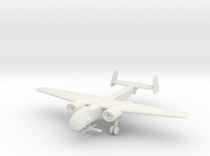 1/144 Junkers Ju-288C 3d printed