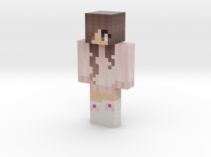 abby | Minecraft toy 3d printed