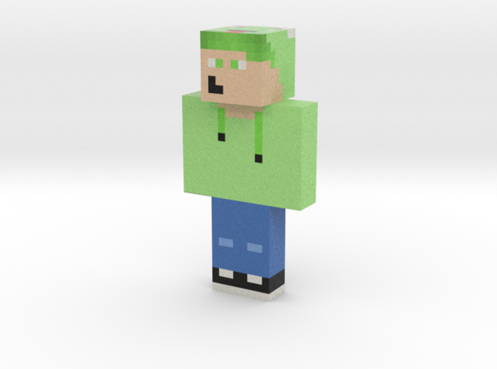 Screenshot4 | Minecraft toy 3d printed