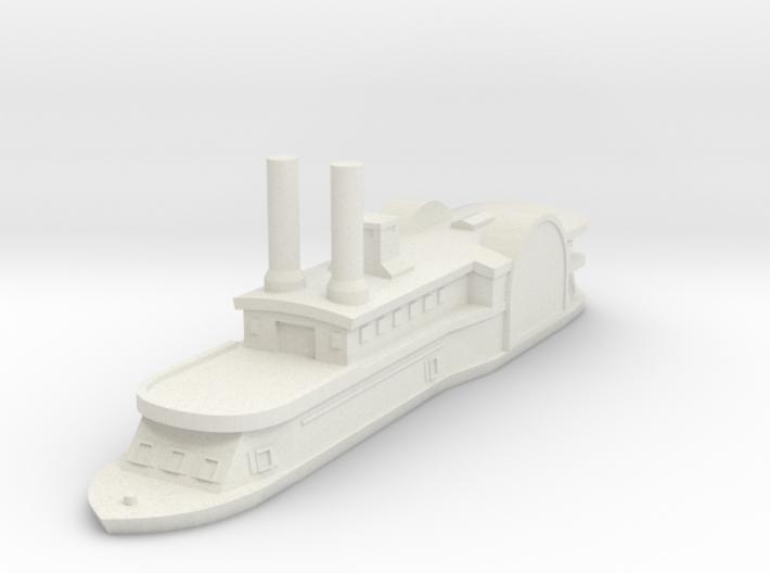 1/600 USS Peosta 3d printed