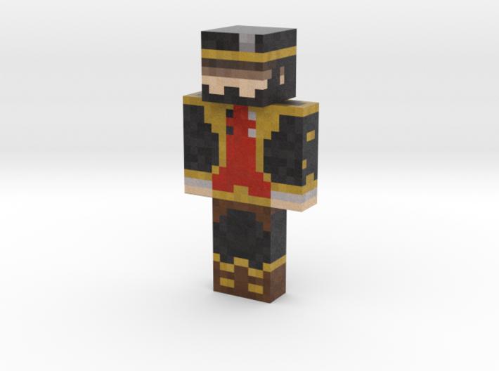bad_Juju187 | Minecraft toy 3d printed