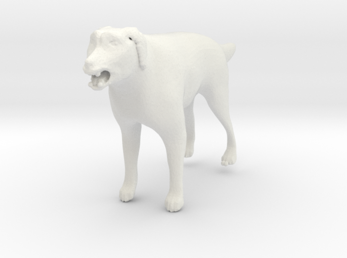 Printle Thing Dog 04 - 1/32 - wob 3d printed