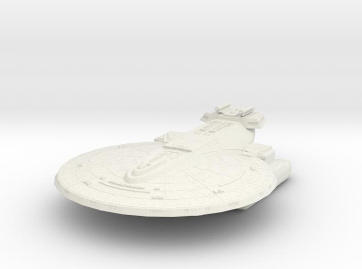 Federation CrazyHorse Class C HvyCruiser 3d printed