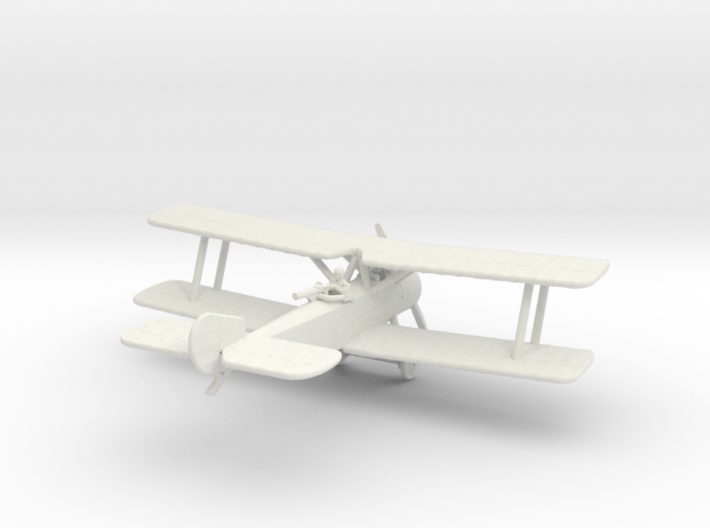 Sopwith 1-1/2 Strutter (Two-Seater) 3d printed