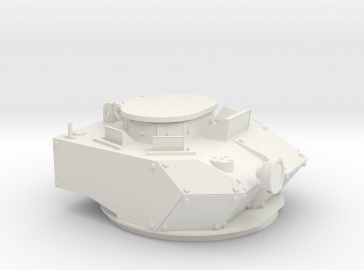 1/16 M113AS4 TURRET 3d printed
