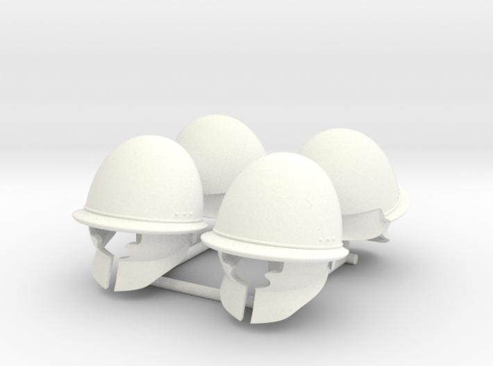 HOPLITE 18.4 BARE X4 3d printed