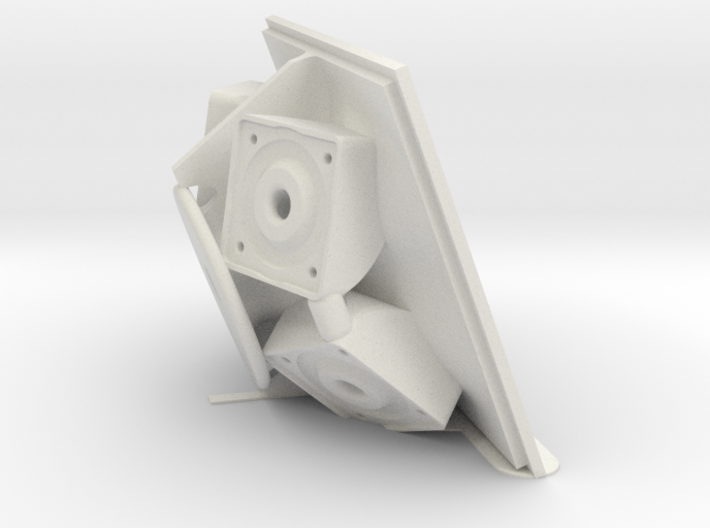 March 8th 2019 waveguide 3d printed