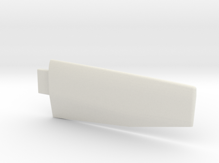 Lancair Legacy #30 Wing LH (clipped) 3d printed