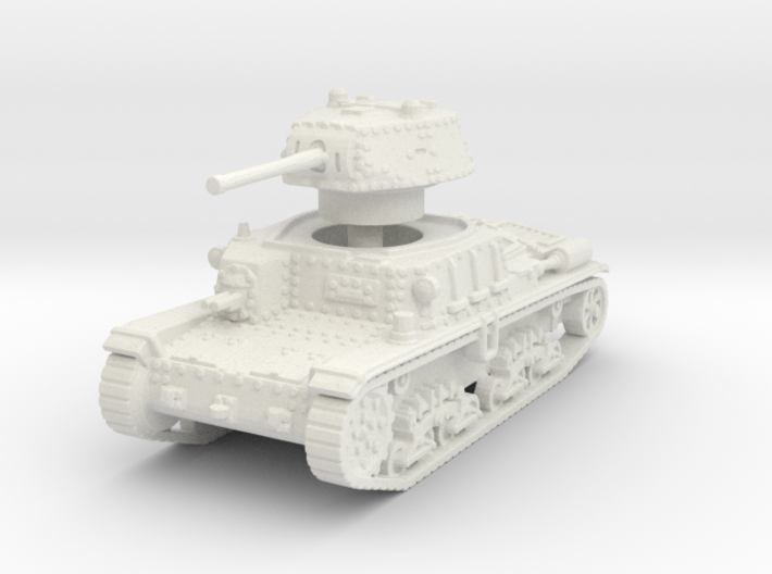 M15 42 Medium Tank 1/120 3d printed