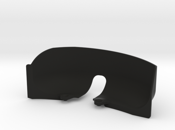 SCX10ii Right Inner Fender for Mojave II Body 3d printed