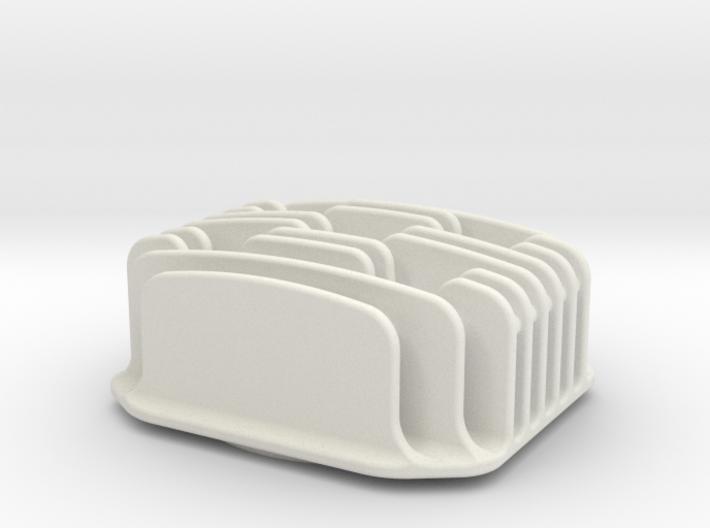 Mach3 engine type cup (lid) 3d printed
