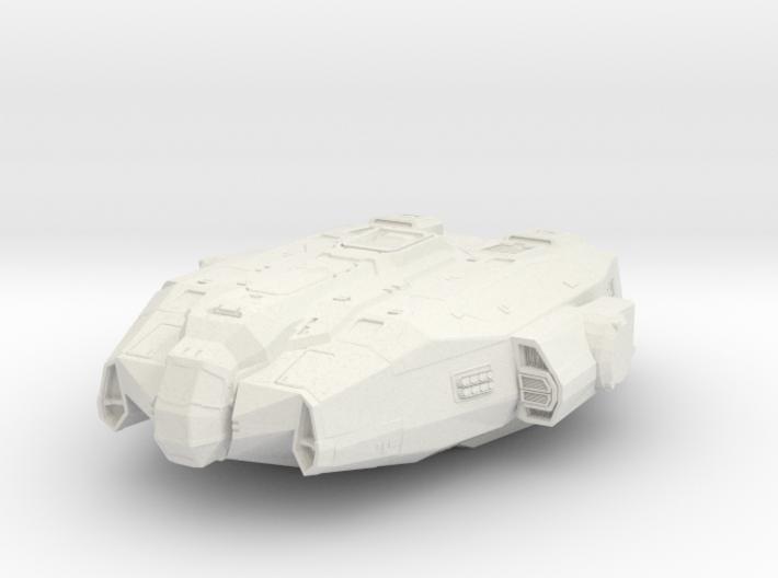 Keelback: Elite Dangerous 3d printed