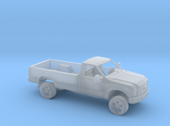 1/160 2007-10 Ford F Series RegCab Long Bed Kit 3d printed
