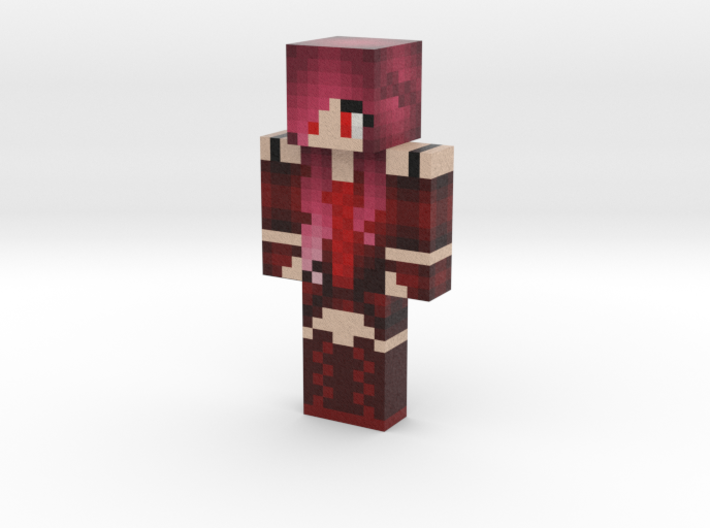 ReapersXxHeart   Minecraft toy 3d printed