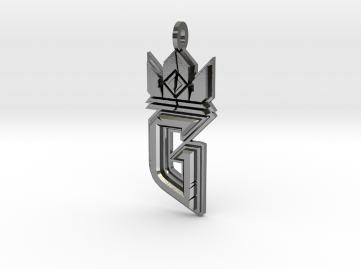 Witcher Gwent Logo 3d printed