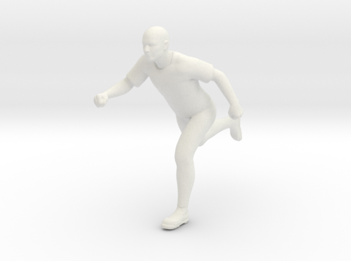 Running-6inch 3d printed