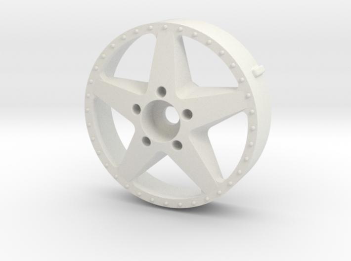 MST inner Makuni Work Equip replica 3d printed