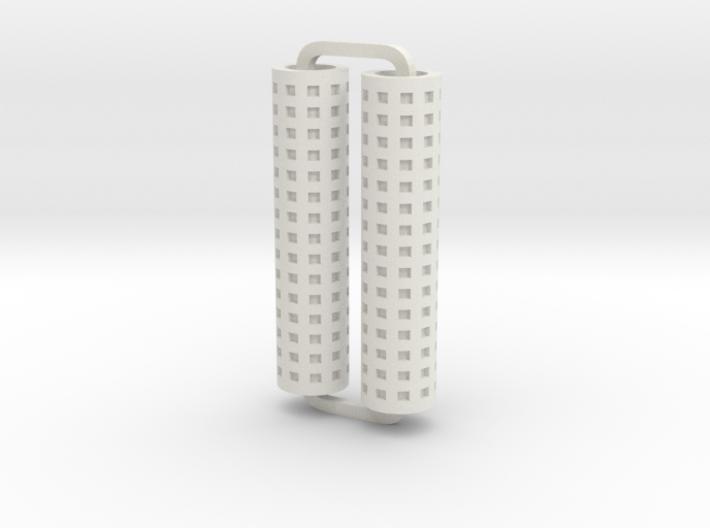 Slimline Pro mesh lathe 3d printed
